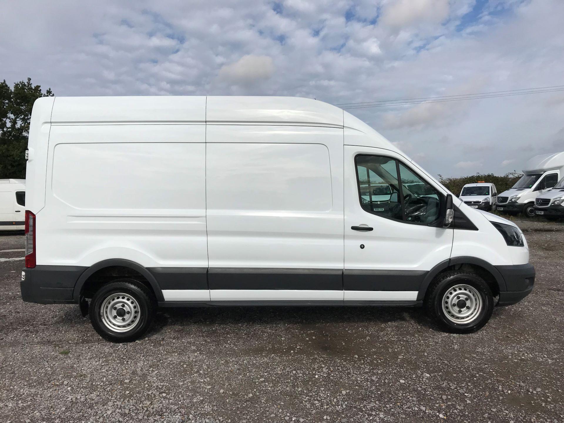 2017 Ford Transit L3 H3 VAN 130PS EURO 6 (FG67FHM) Image 9