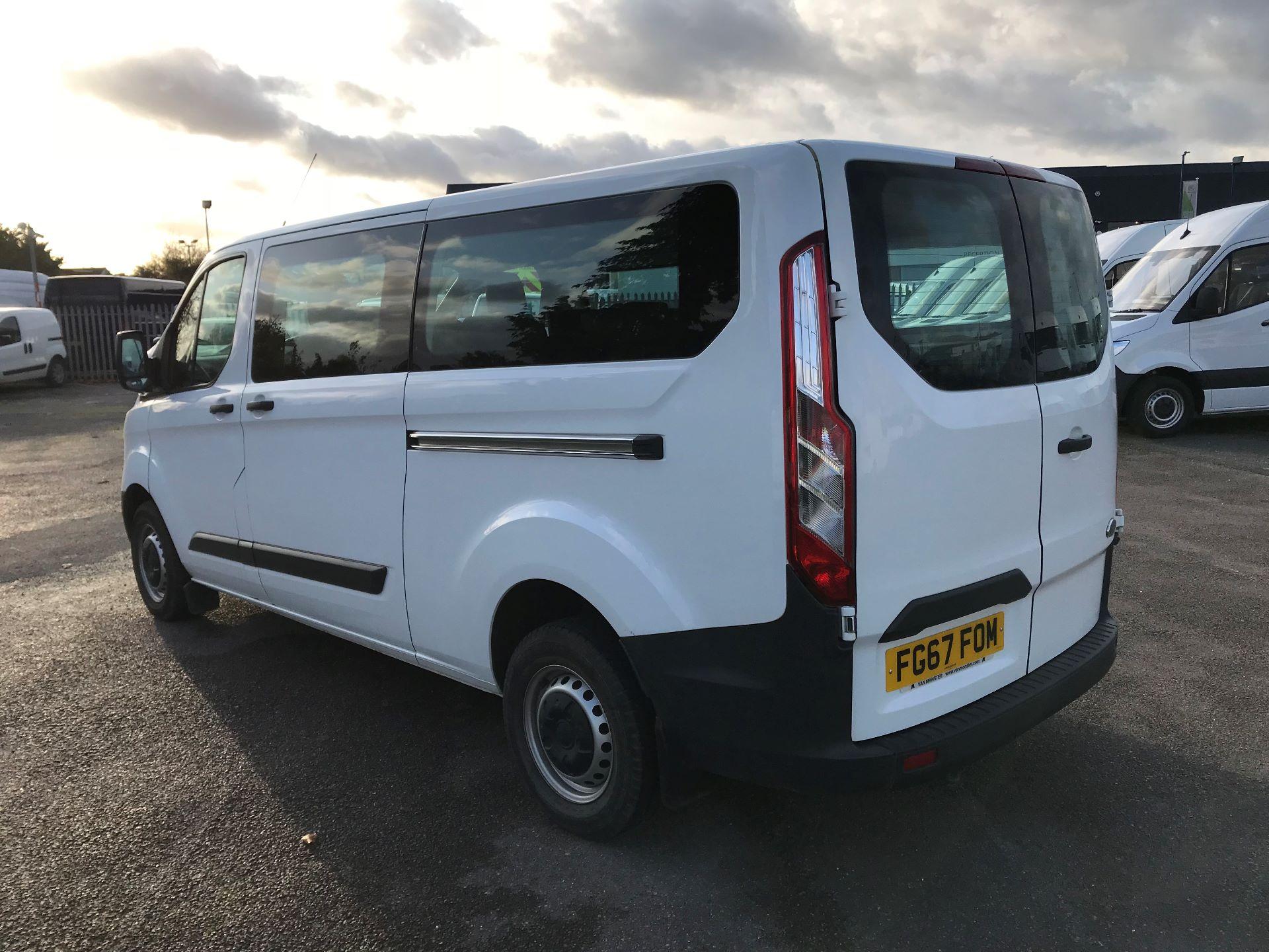 2017 Ford Transit Custom   310 L2 L/R KOMBI 130PS EURO 6 (FG67FOM) Image 5