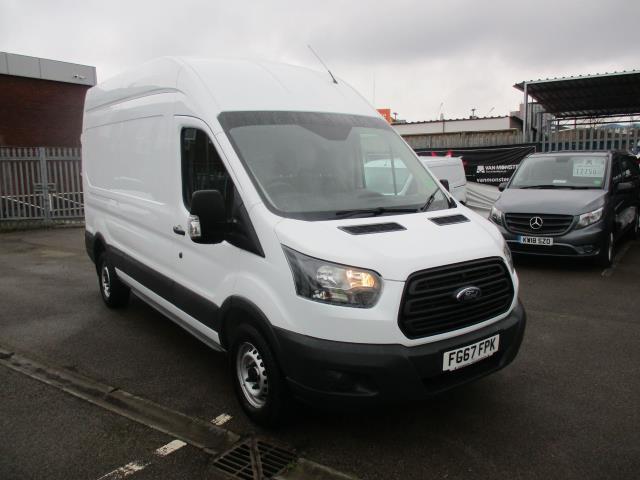 2017 Ford Transit 350  L3 H3 VAN 130PS EURO 6 (FG67FPK)