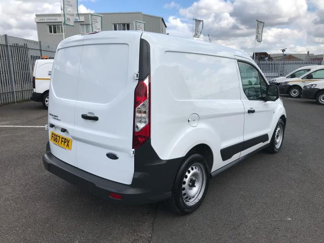 2017 Ford Transit Connect T200 L1 H1 1.5TDCI 75PS EURO 6 (FG67FPX) Image 3
