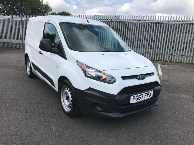 2017 Ford Transit Connect T200 L1 H1 1.5TDCI 75PS EURO 6 (FG67FPX)