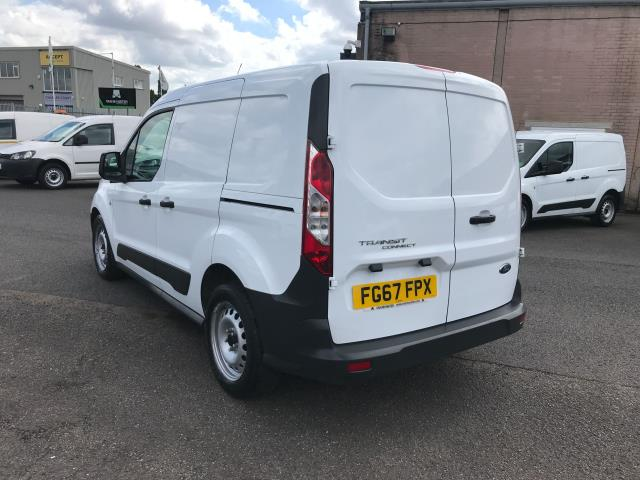 2017 Ford Transit Connect T200 L1 H1 1.5TDCI 75PS EURO 6 (FG67FPX) Image 4