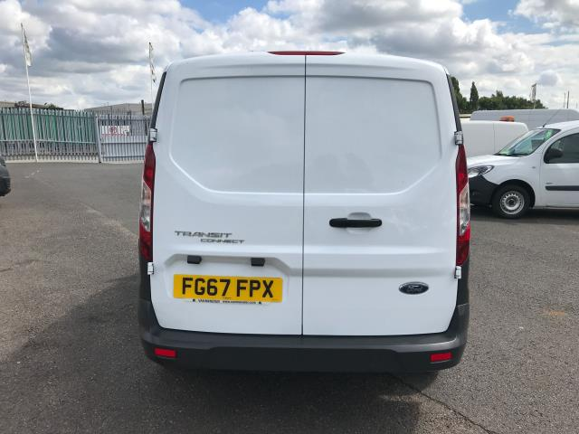2017 Ford Transit Connect T200 L1 H1 1.5TDCI 75PS EURO 6 (FG67FPX) Image 19