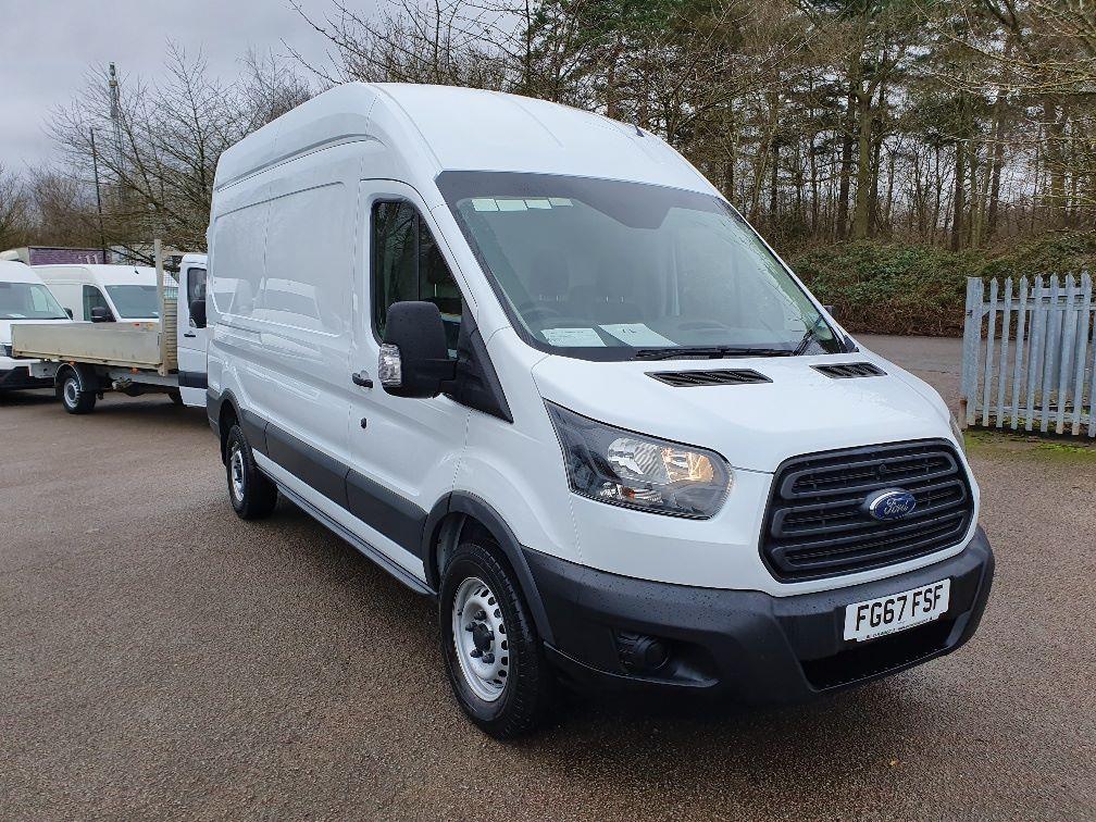 2017 Ford Transit L3 H3 VAN 130PS EURO 6 (FG67FSF)