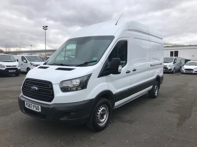 2017 Ford Transit L3 H3 VAN 130PS EURO 6 (FG67FSO) Image 3