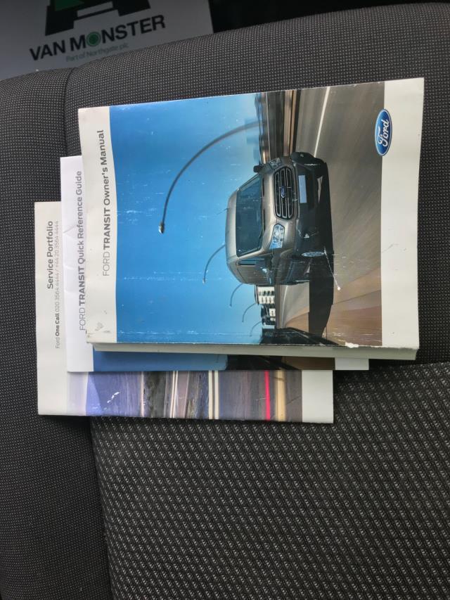 2017 Ford Transit L3 H3 VAN 130PS EURO 6 (FG67FSO) Image 26