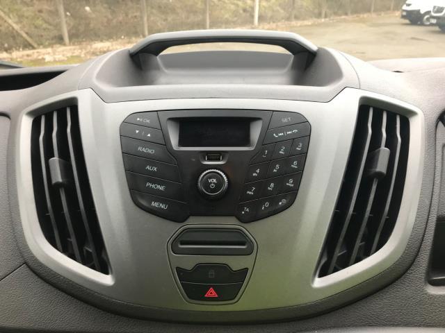 2017 Ford Transit L3 H3 VAN 130PS EURO 6 (FG67FSO) Image 20