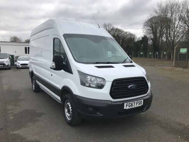 2017 Ford Transit L3 H3 VAN 130PS EURO 6 (FG67FSO)