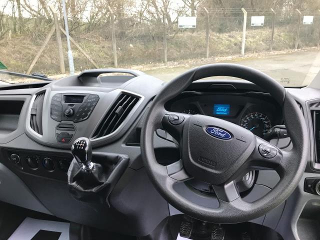 2017 Ford Transit L3 H3 VAN 130PS EURO 6 (FG67FSO) Image 18