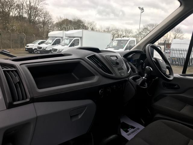 2017 Ford Transit L3 H3 VAN 130PS EURO 6 (FG67FSO) Image 16
