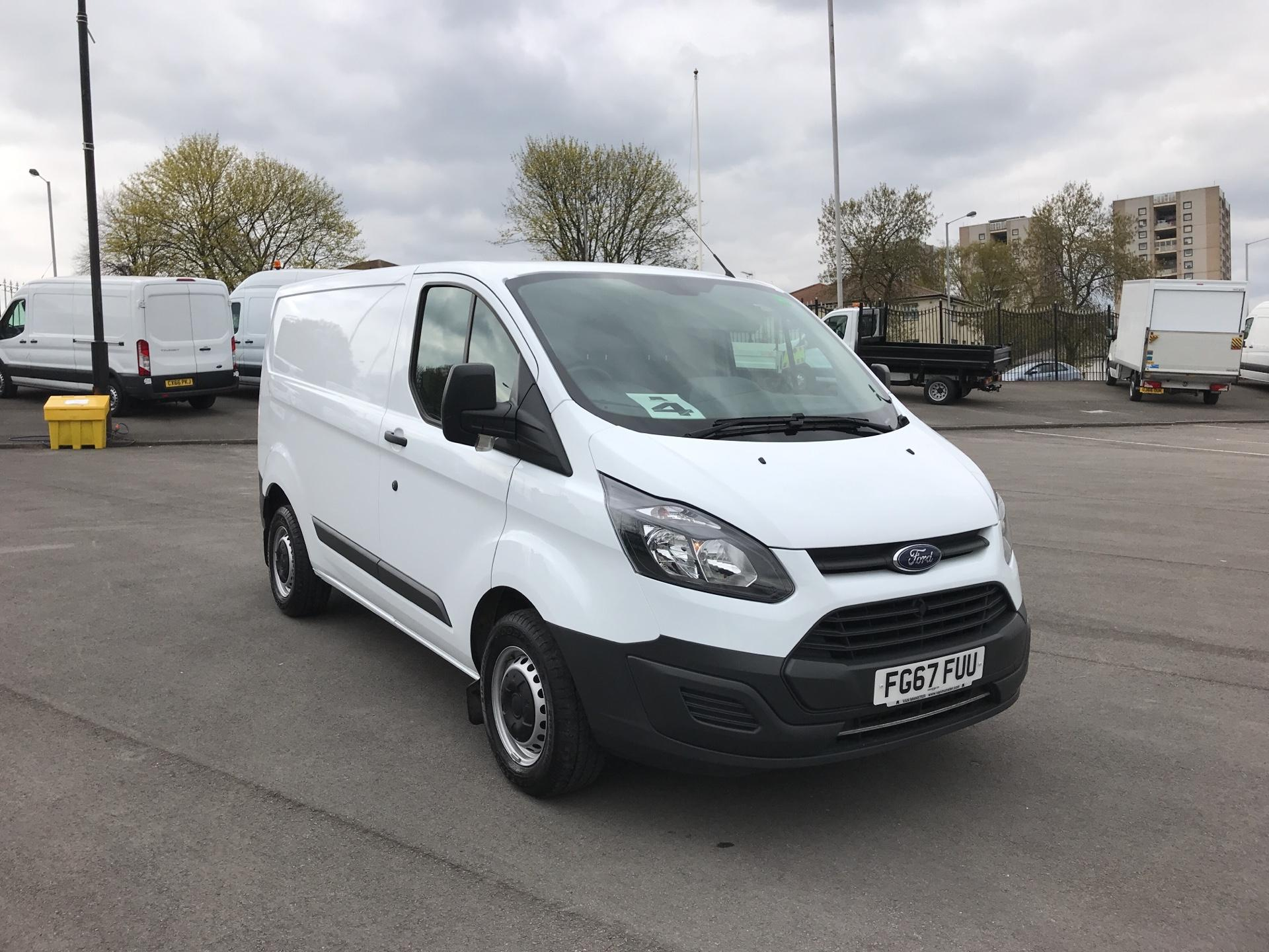 2017 Ford Transit Custom 2.0 Tdci 105Ps Low Roof Van (FG67FUU)