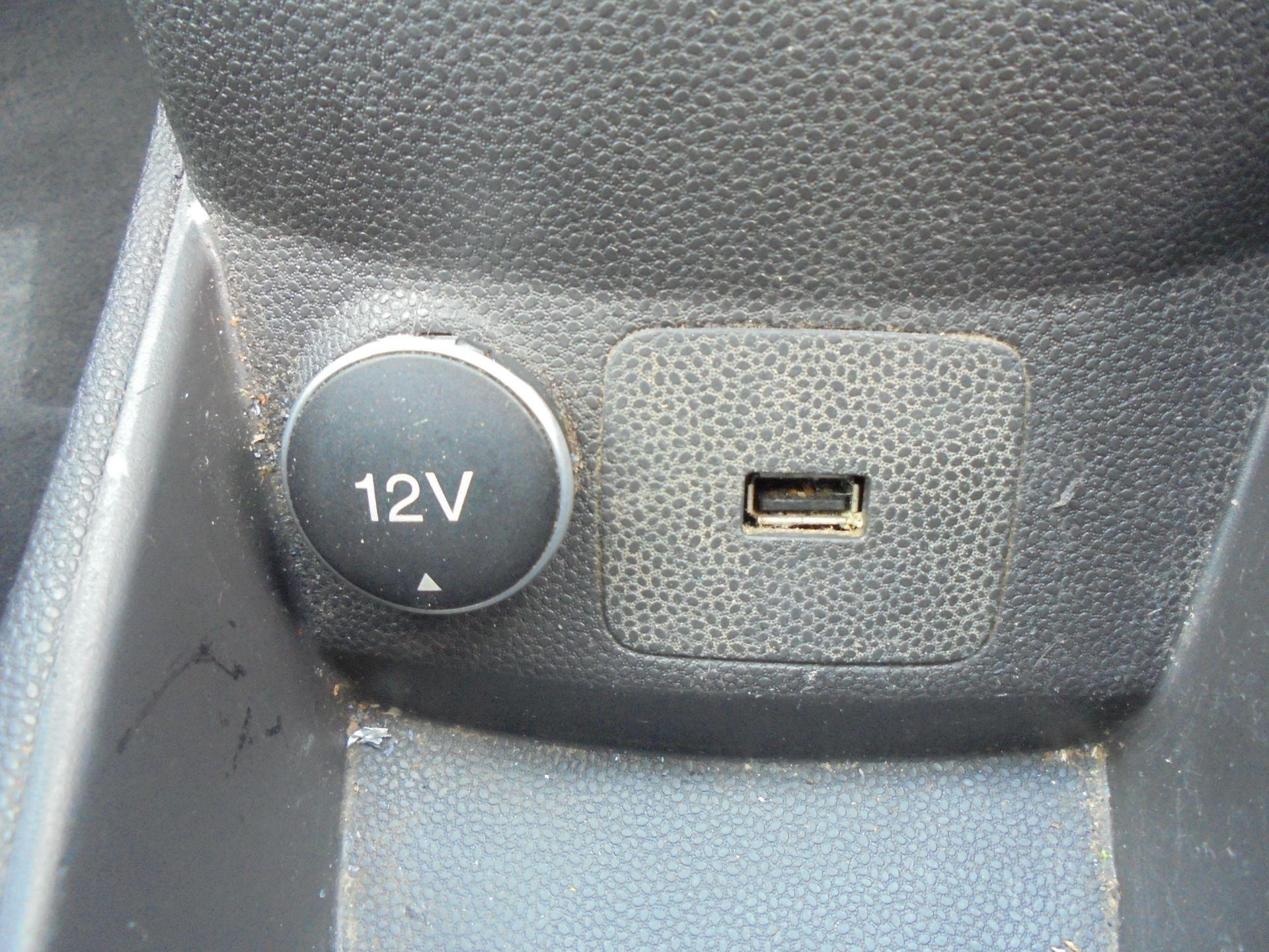 2017 Ford Fiesta BASE TDCI 1.5 Tdci Van EURO 6 (FG67FWM) Image 16