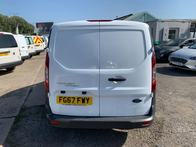 2017 Ford Transit Connect 200 L1 Diesel 1.5 TDCi 75PS Van EURO 6 (FG67FWY) Image 9