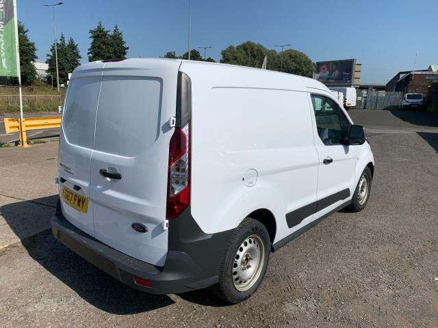 2017 Ford Transit Connect 200 L1 Diesel 1.5 TDCi 75PS Van EURO 6 (FG67FWY) Image 12