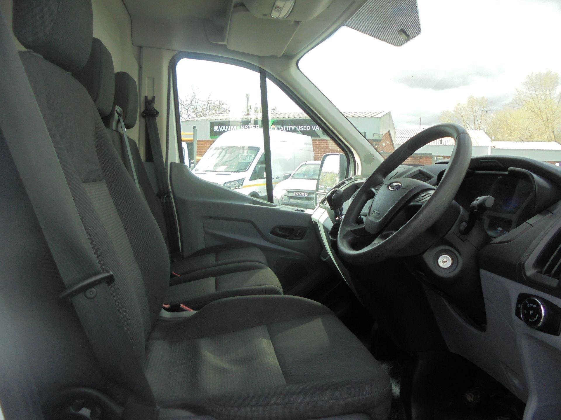 2017 Ford Transit 2.0 Tdci 130Ps H3 Van (FG67FWZ) Image 12