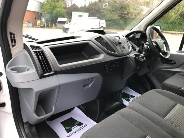 2017 Ford Transit 350 2.0 Tdci 130Ps L3 H3 Van (FG67FXH) Image 31
