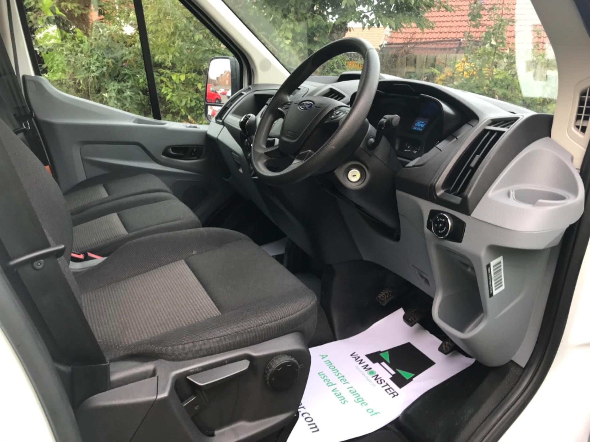 2017 Ford Transit T350 L3 2.0 Tdci 130Ps H3 Van EURO 6 (FG67FYO) Image 13