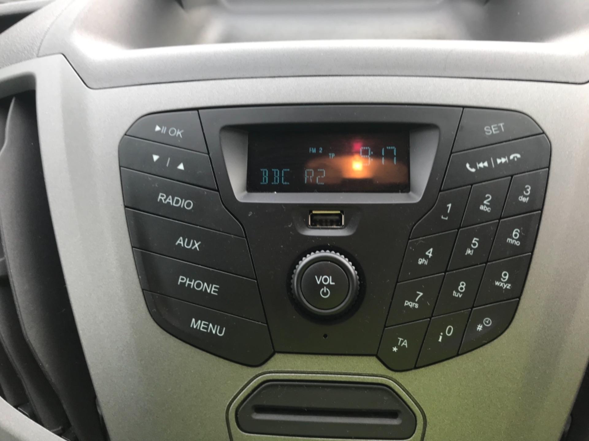 2017 Ford Transit T350 L3 2.0 Tdci 130Ps H3 Van EURO 6 (FG67FYO) Image 15