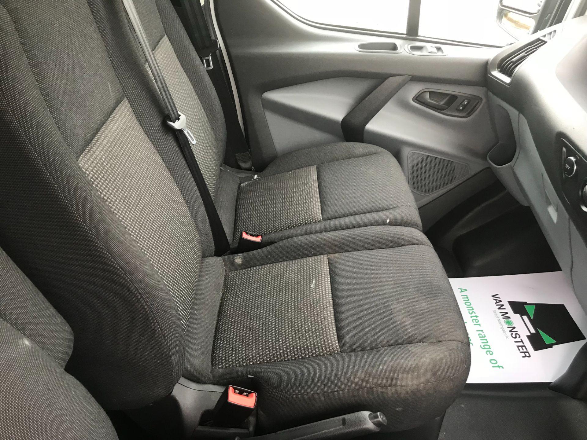 2017 Ford Transit Custom  290 L1 DIESEL FWD 2.0 TDCI 105PS LOW ROOF VAN EURO 6 (FG67FYT) Image 24