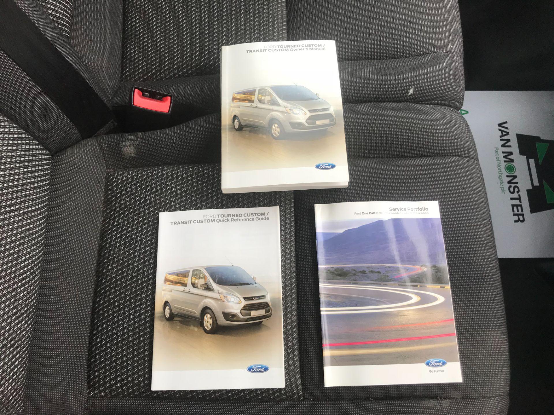 2017 Ford Transit Custom  290 L1 DIESEL FWD 2.0 TDCI 105PS LOW ROOF VAN EURO 6 (FG67FYT) Image 36