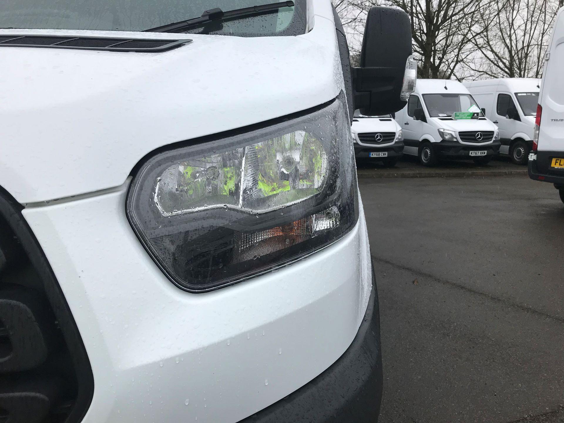 2017 Ford Transit L3 H3 VAN 130PS EURO 6 (FG67FZF) Image 11