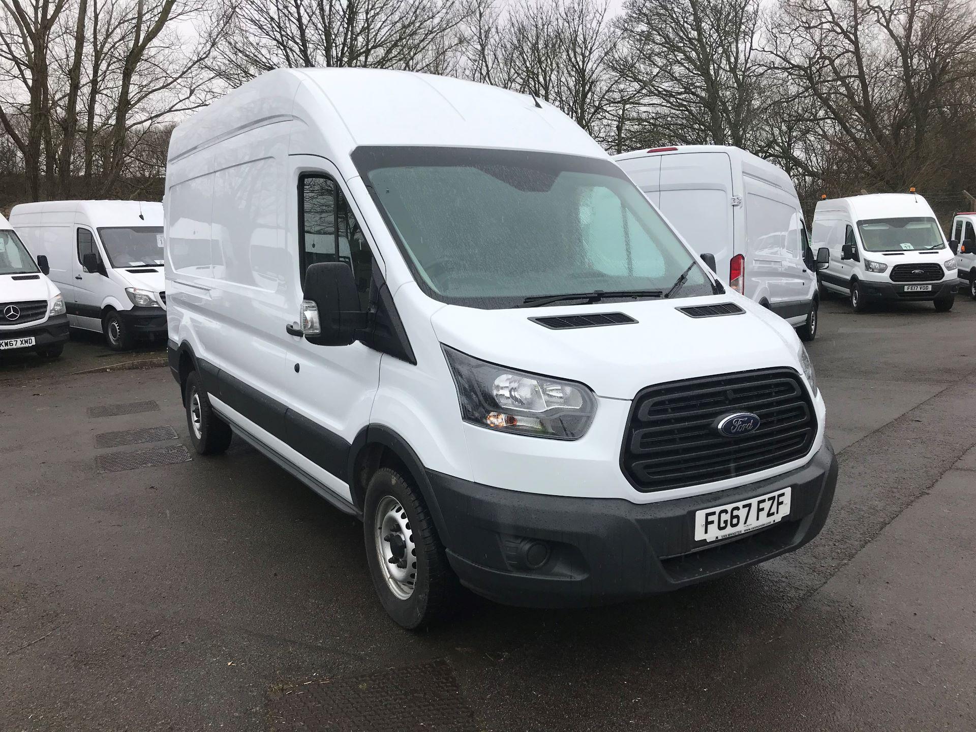 2017 Ford Transit L3 H3 VAN 130PS EURO 6 (FG67FZF)