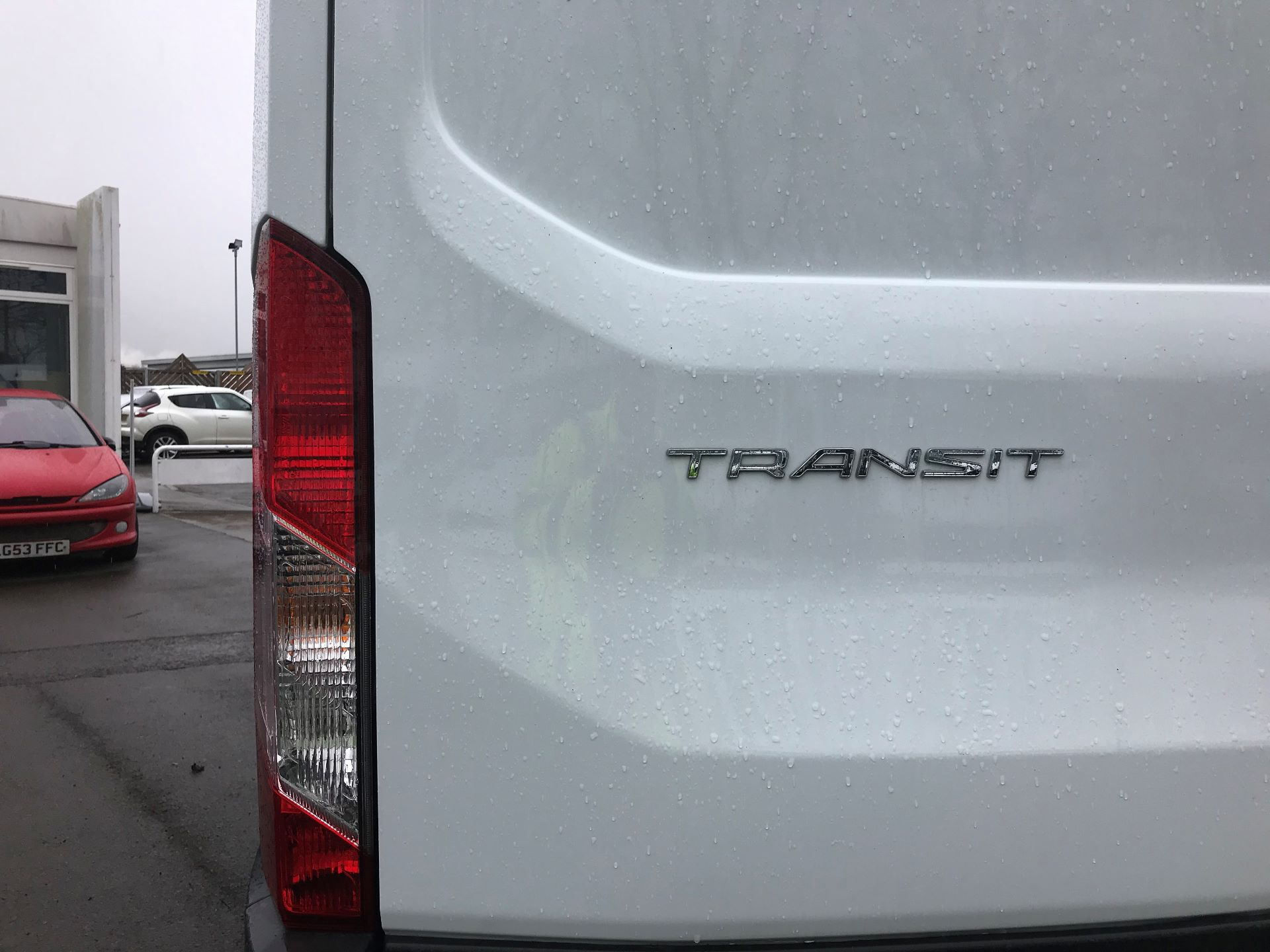 2017 Ford Transit L3 H3 VAN 130PS EURO 6 (FG67FZF) Image 13
