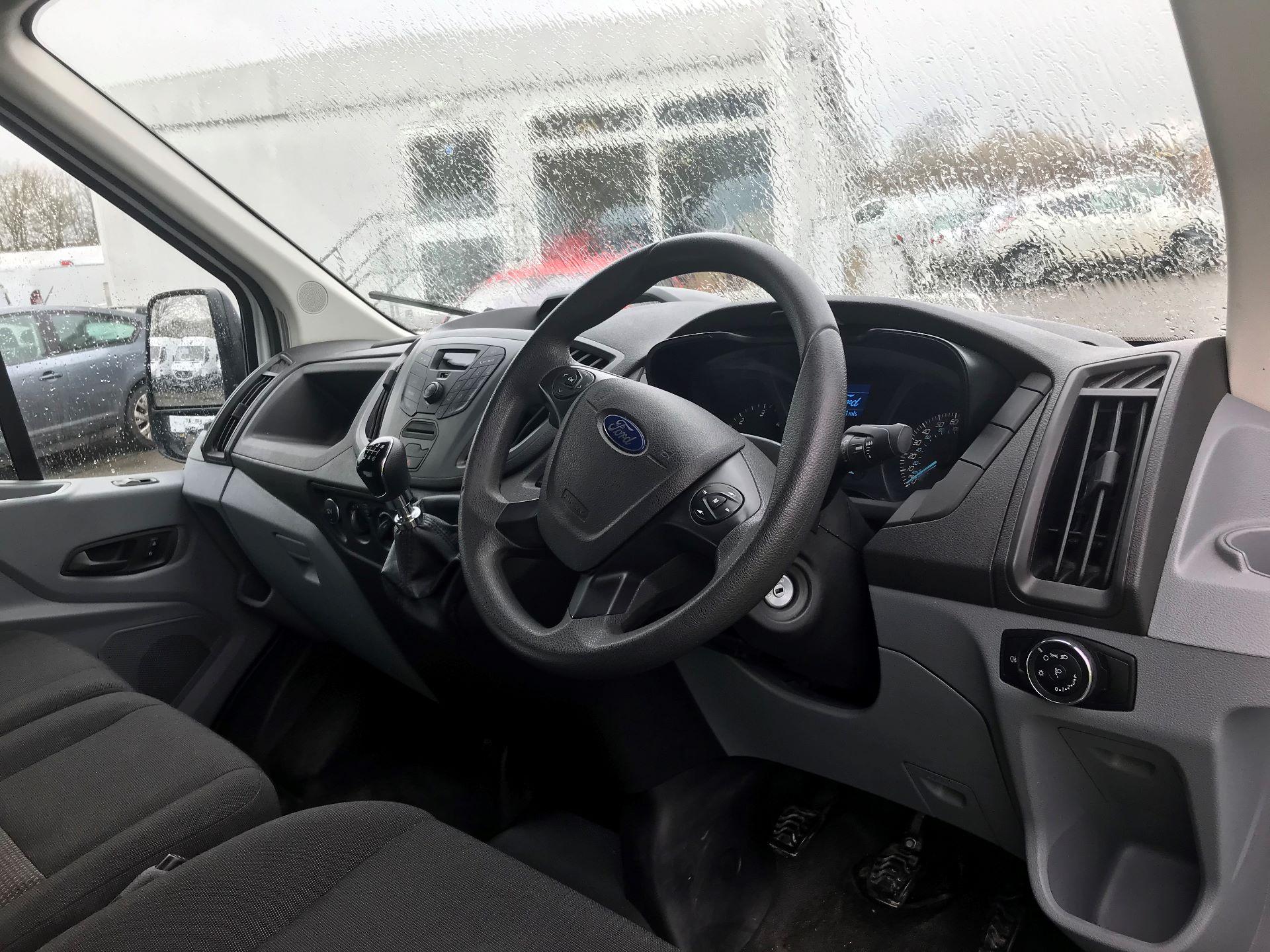 2017 Ford Transit L3 H3 VAN 130PS EURO 6 (FG67FZF) Image 15