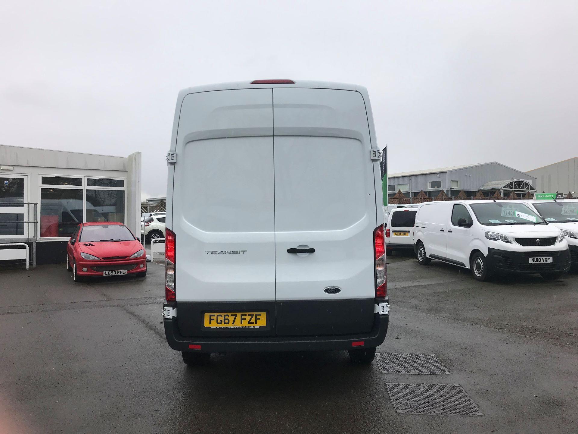 2017 Ford Transit L3 H3 VAN 130PS EURO 6 (FG67FZF) Image 7
