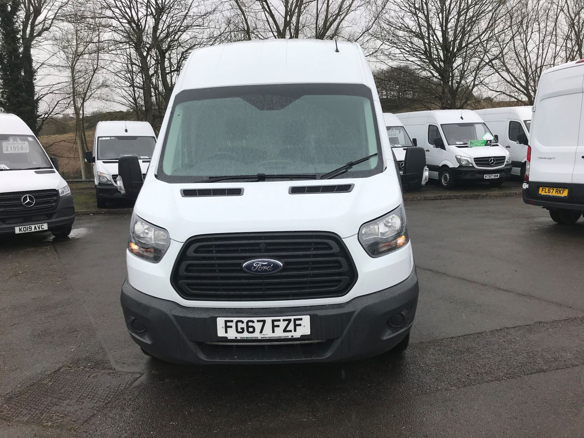 2017 Ford Transit L3 H3 VAN 130PS EURO 6 (FG67FZF) Image 2