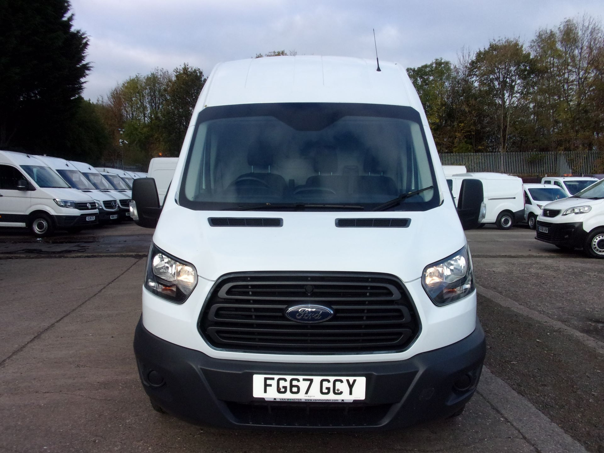 2017 Ford Transit 350 L3 H3 130PS VAN EURO 6 (FG67GCY) Image 2