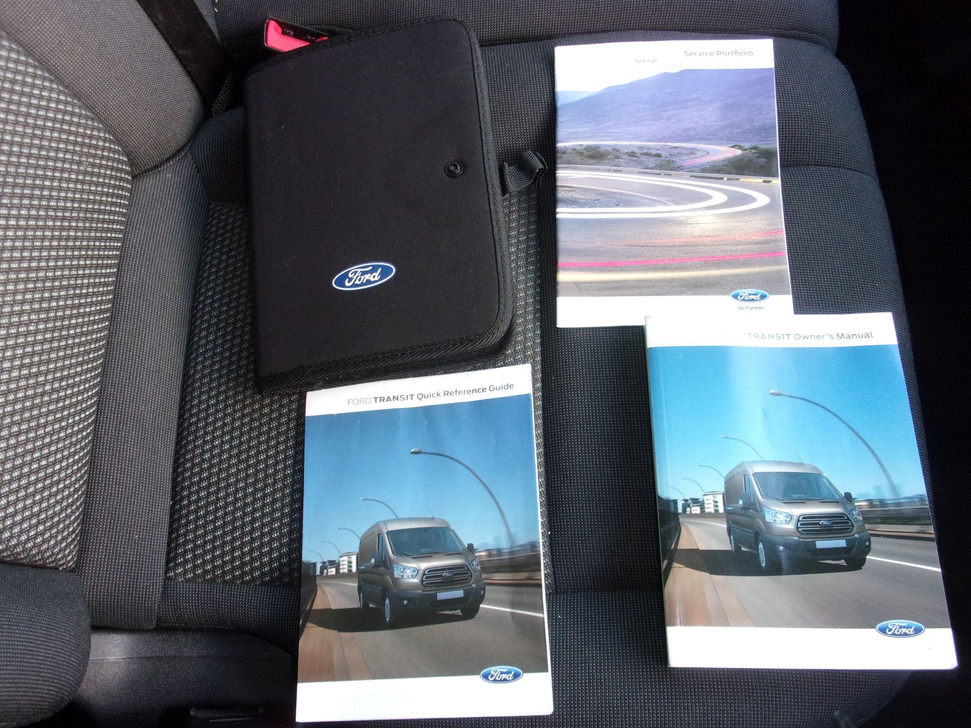 2017 Ford Transit 350 L3 H3 130PS VAN EURO 6 (FG67GCY) Image 17