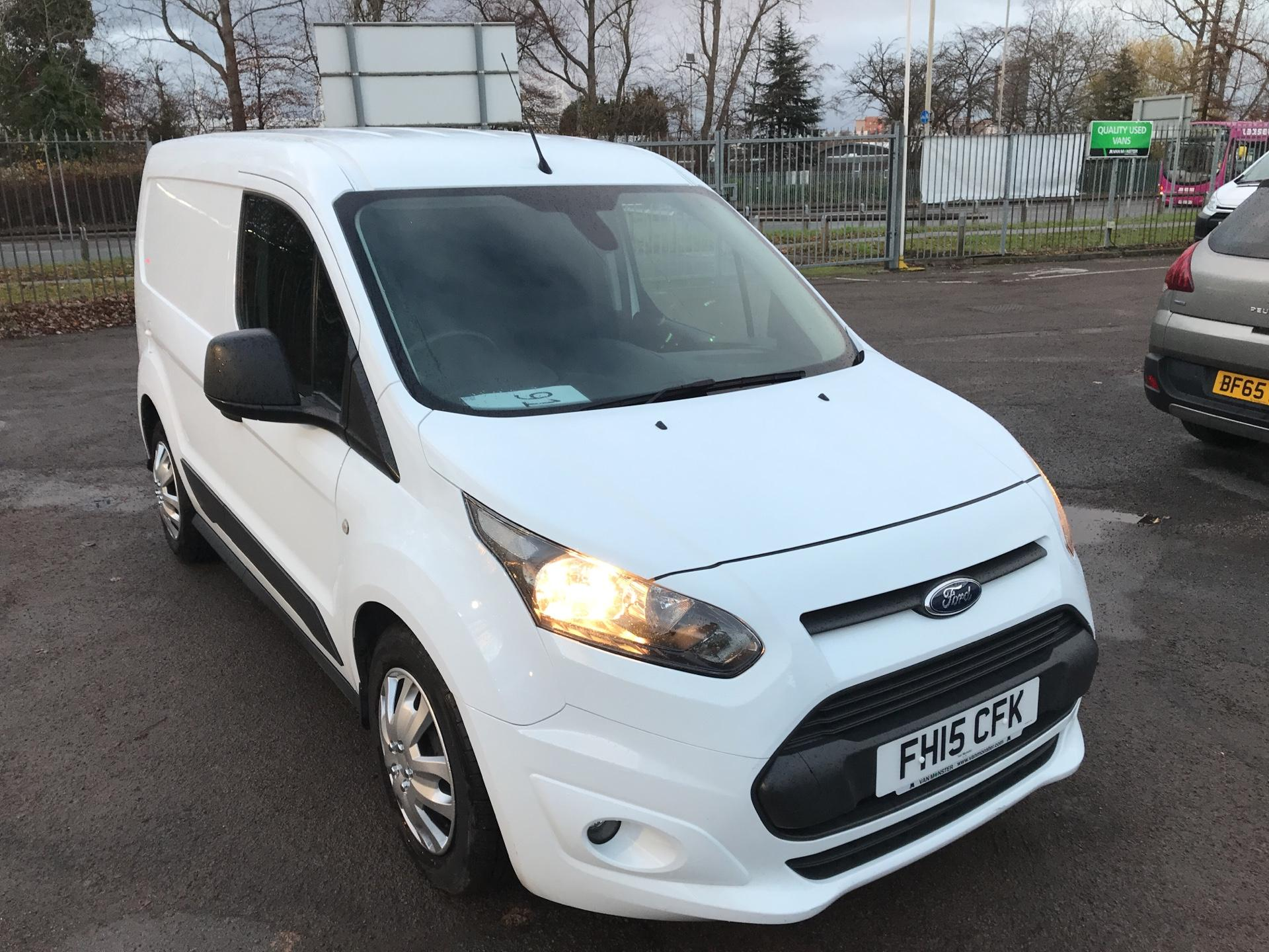 2015 Ford Transit Connect  200 L1 DIESEL 1.6 TDCi 95PS TREND VAN EURO 5 (FH15CFK)