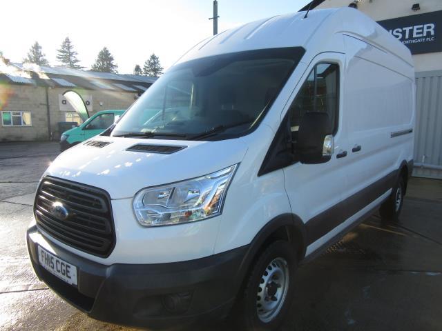 2015 Ford Transit  350 L3 H3 VAN 125PS EURO 5 (FH15CGE) Image 5