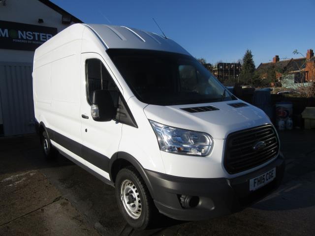 2015 Ford Transit  350 L3 H3 VAN 125PS EURO 5 (FH15CGE)