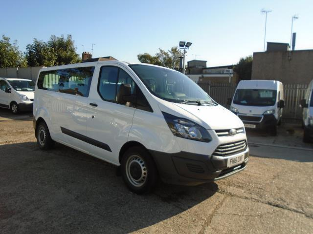 2015 Ford Transit Custom 2.2 Tdci 125Ps Low Roof Kombi Van (FH15CKF)
