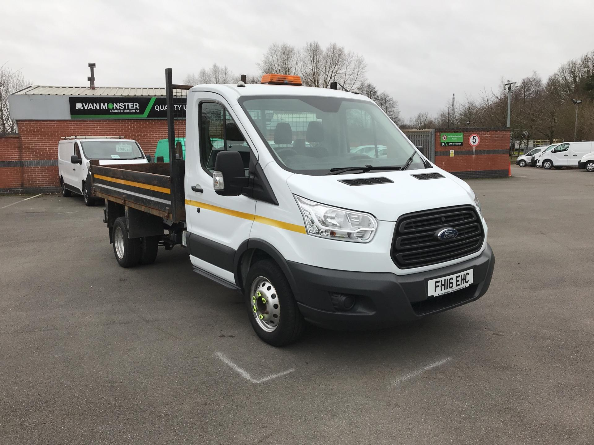 2016 Ford Transit  350 L2 SINGLE CAB TIPPER 100PS EURO 5 *VALUE RANGE VEHICLE - CONDITION REFLECTED IN PRICE* (FH16EHC)