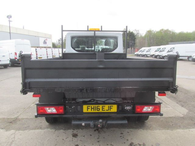 2016 Ford Transit 350 L2 SINGLE CAB TIPPER 125PS EURO 5 (FH16EJF) Image 8