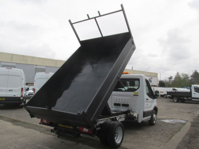 2016 Ford Transit 350 L2 SINGLE CAB TIPPER 125PS EURO 5 (FH16EJF) Image 6