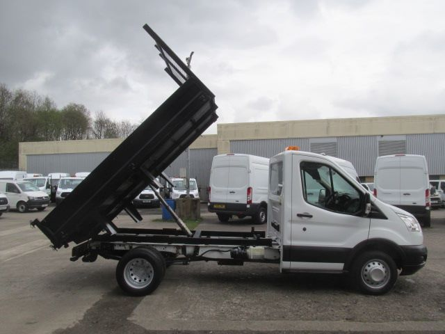 2016 Ford Transit 350 L2 SINGLE CAB TIPPER 125PS EURO 5 (FH16EJF) Image 2