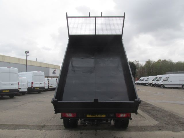2016 Ford Transit 350 L2 SINGLE CAB TIPPER 125PS EURO 5 (FH16EJF) Image 7