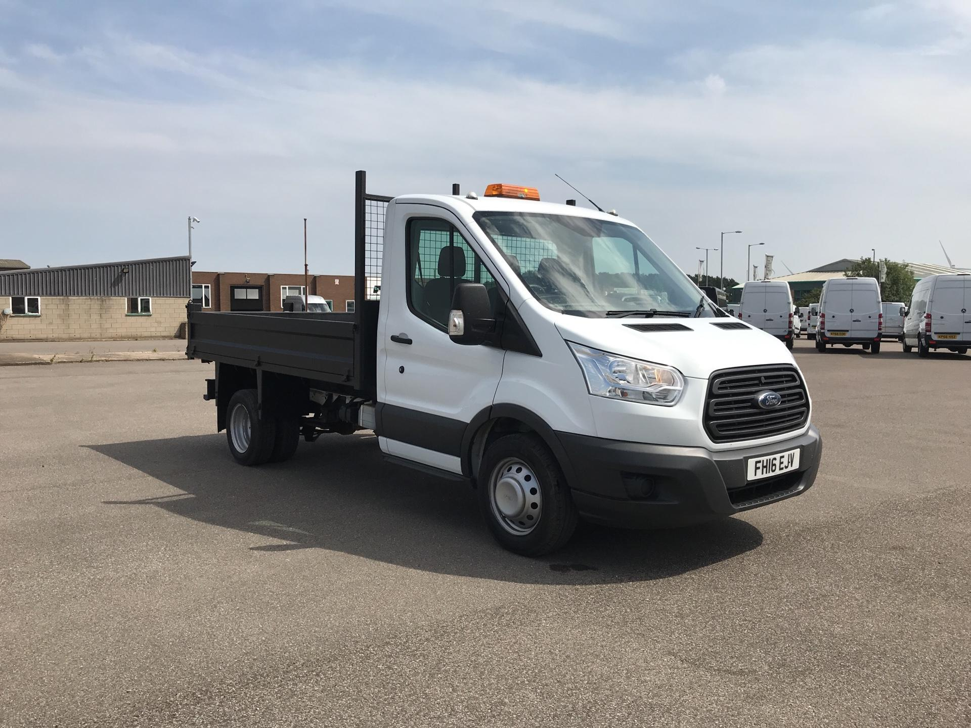 2016 Ford Transit 350 L2 SINGLE CAB TIPPER 125PS EURO 5 (FH16EJV)