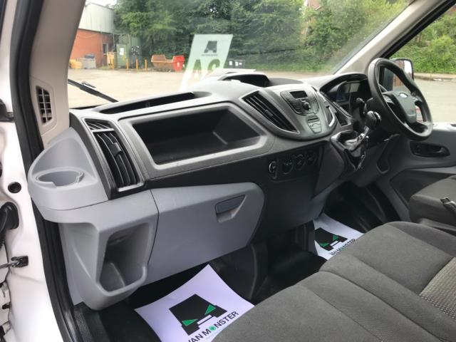 2016 Ford Transit 2.2 Tdci 125Ps Double Cab Tipper  (FH16EKP) Image 25