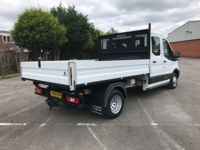 2016 Ford Transit 2.2 Tdci 125Ps Double Cab Tipper  (FH16EKP) Image 7
