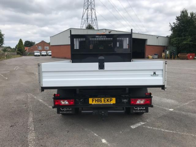 2016 Ford Transit 2.2 Tdci 125Ps Double Cab Tipper  (FH16EKP) Image 6