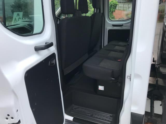 2016 Ford Transit 2.2 Tdci 125Ps Double Cab Tipper  (FH16EKP) Image 33