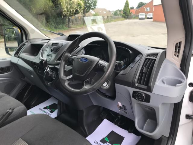 2016 Ford Transit 2.2 Tdci 125Ps Double Cab Tipper  (FH16EKP) Image 11
