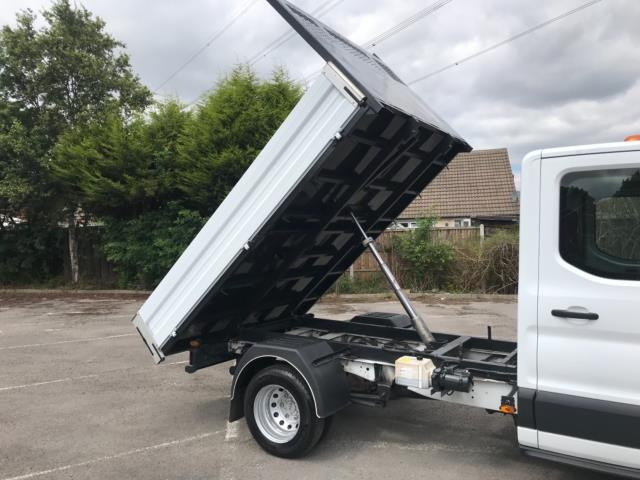 2016 Ford Transit 2.2 Tdci 125Ps Double Cab Tipper  (FH16EKP) Image 9