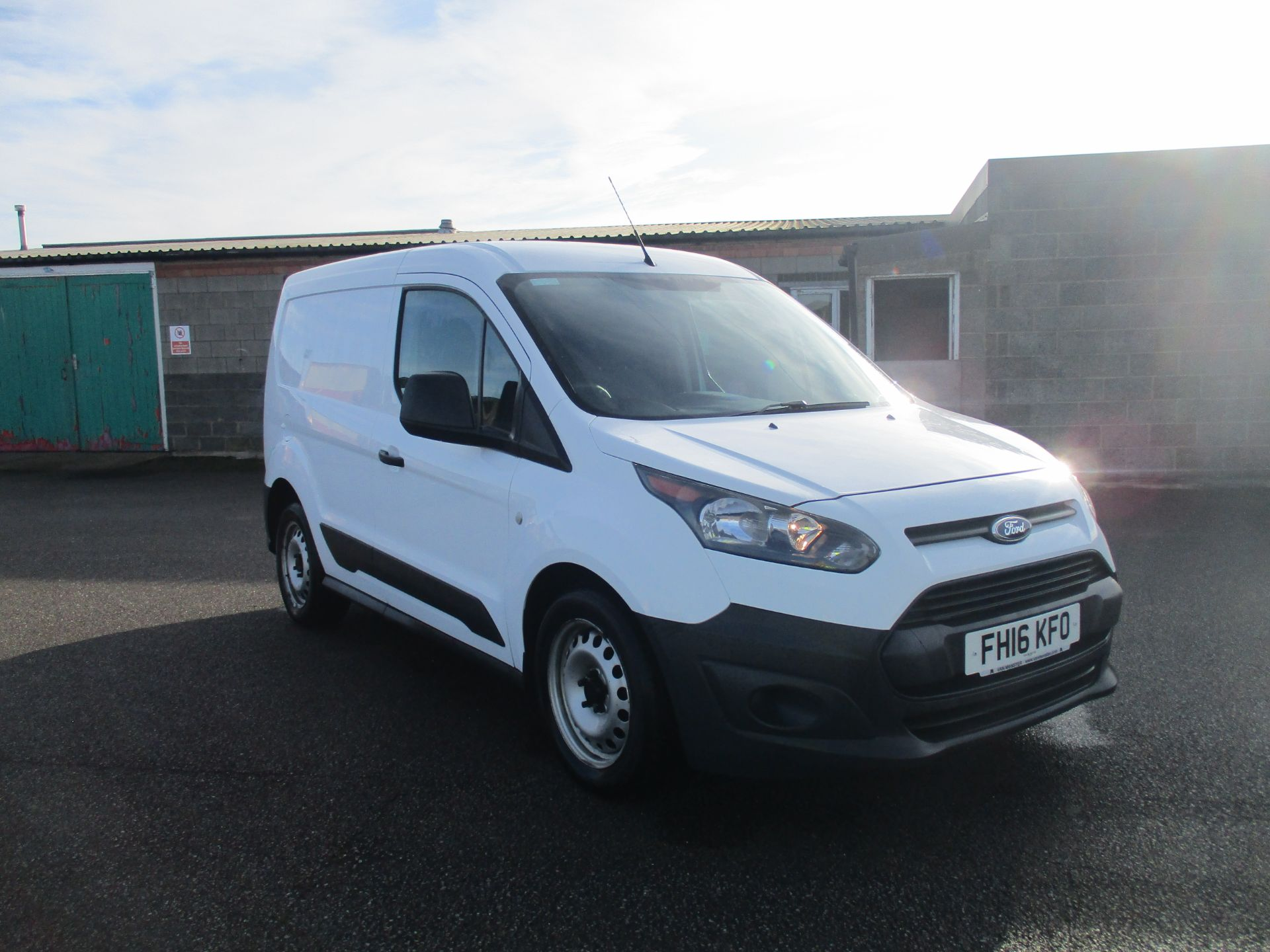 2016 Ford Transit Connect 220 L1 DIESEL 1.5 TDCI 75PS VAN EURO 6 (FH16KFO)
