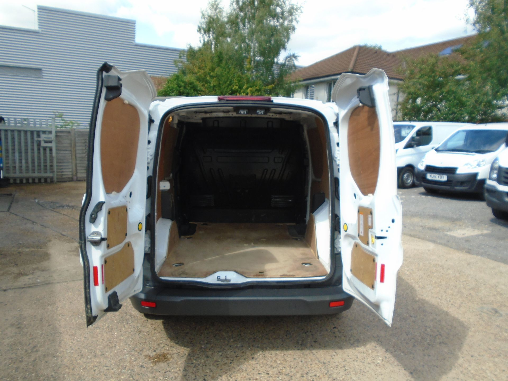 2016 Ford Transit Connect 1.5 Tdci 75Ps Van(EURO 5) (FH16KGP) Image 7